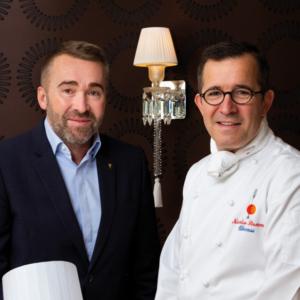 Nicolas Stamm & Serge Schaal