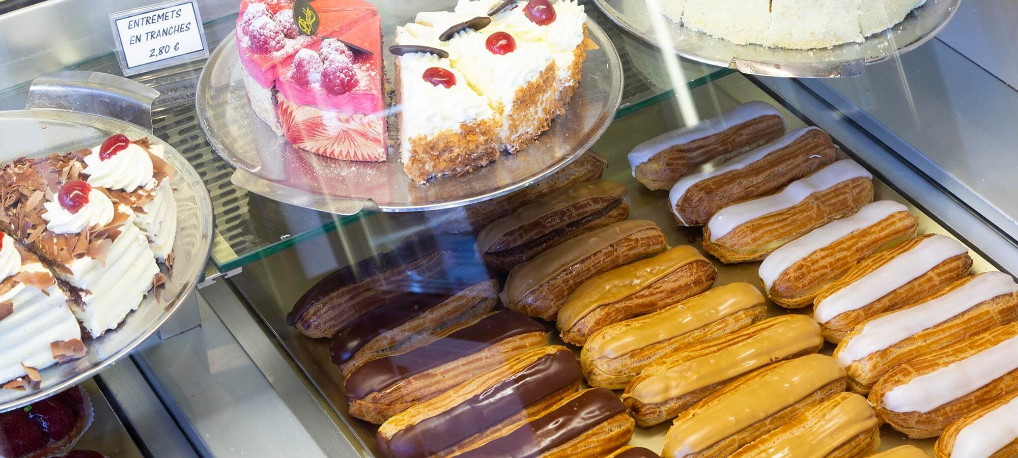 Boulangerie pâtisserie chocolaterie Bechler